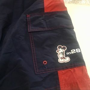 Disney Mickey Mouse Swim Trunks (M)